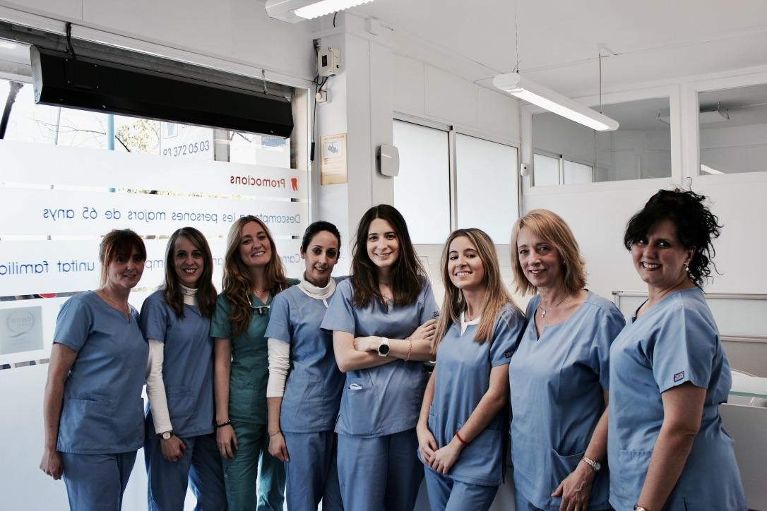 clínica dental en Esplugues